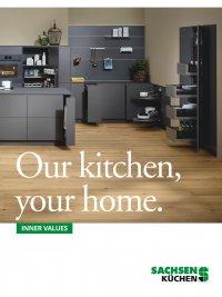 Sachsenküchen - Innere Werte