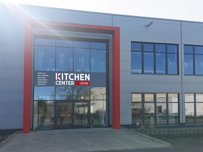 Bild: Kitchen Center Löhne Eingang