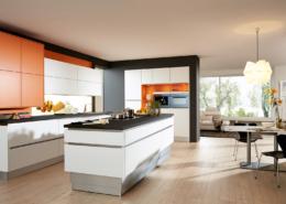 Küchenauswahl: SAMIRA / SENTA