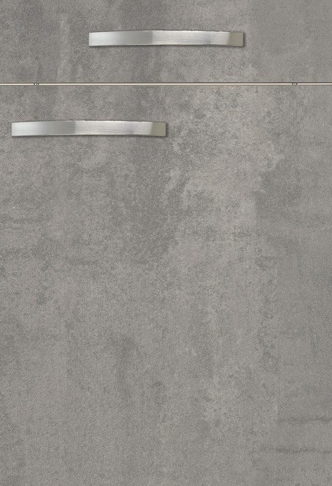 Abbildung: Front BELANA Beton grau