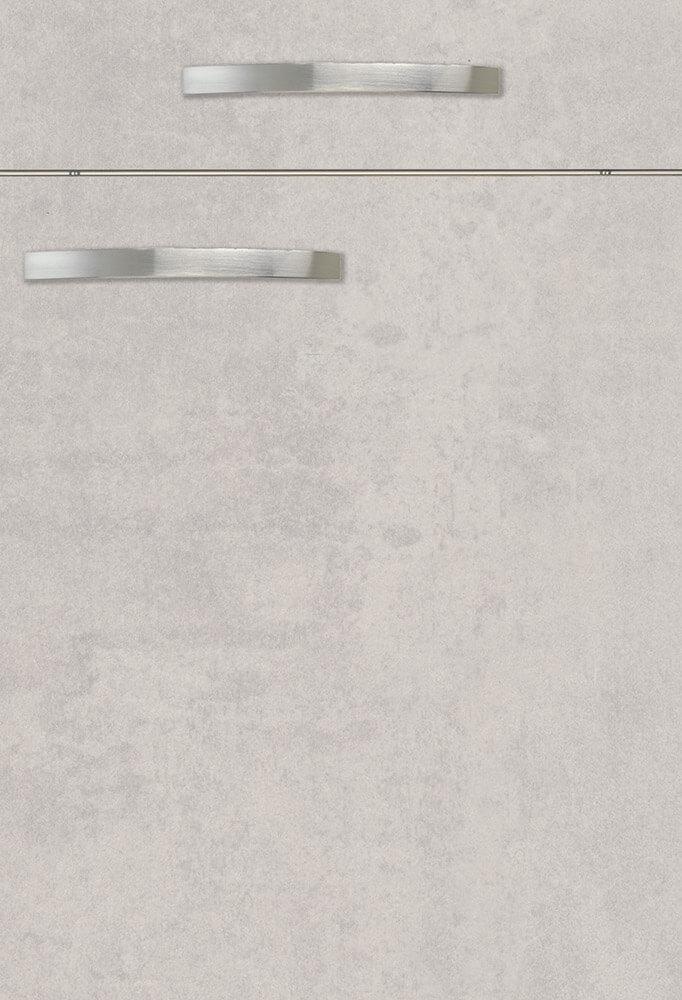 Abbildung: Front BELANA Beton hellgrau