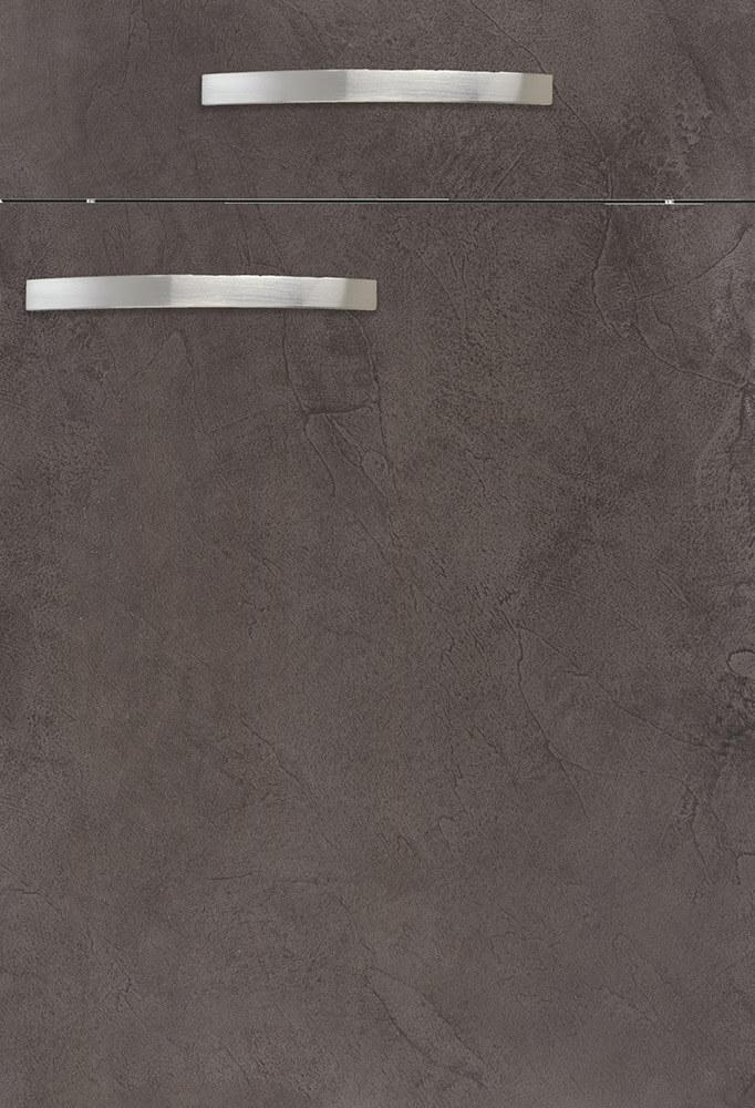 Abbildung: Front BONITA Beton basaltgrau