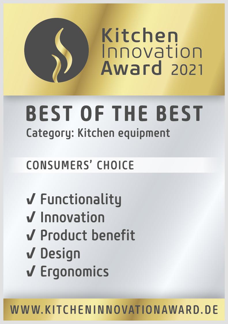 Logo Gold Award