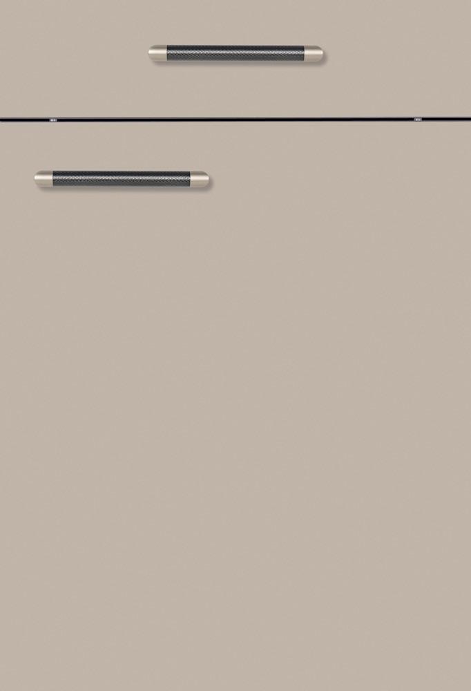 Abbildung: Front FIORA Arizona beige supermatt