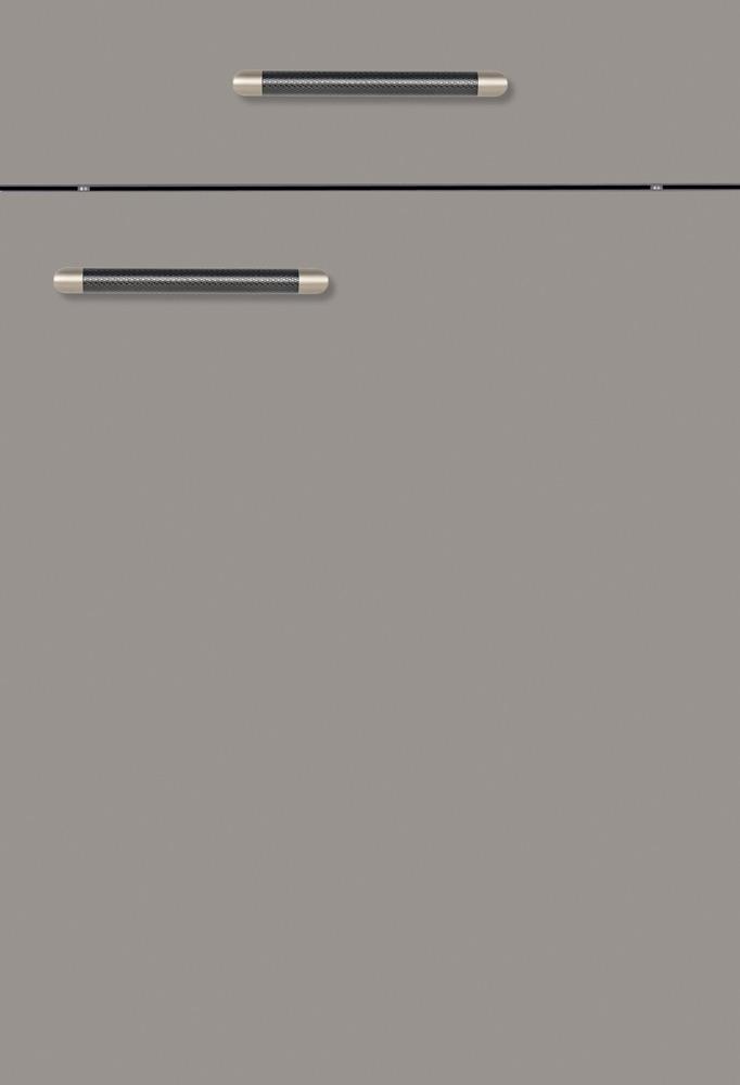 Abbildung: Front FIORA cobaltgrau supermatt