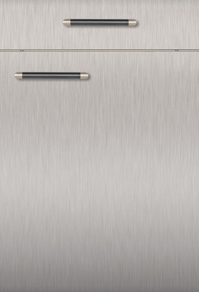Abbildung: Front FELINA Hamilton-Stahl supermatt