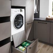 Küchenauswahl: integrierte Waschmaschine