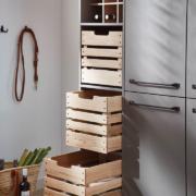 Küchenauswahl: attraktive Stauraumlösung