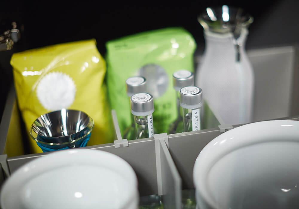 Bild zeigt moderne Schubladentrenner