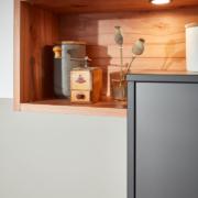 Küchenauswahl: Detail aus Programm FABIOLA / ADINA