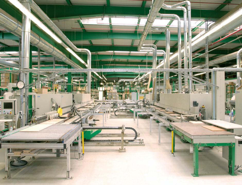 Produktqualität: fertigungsanlage Sachsenküchen